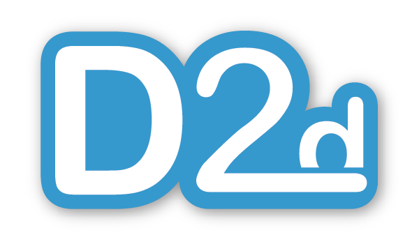 The Origin of the D2d logo