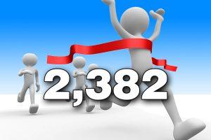 D2d meets enrollment goal