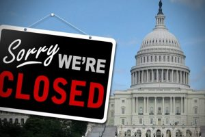 U.S. government shutdown delays the start of recruitment